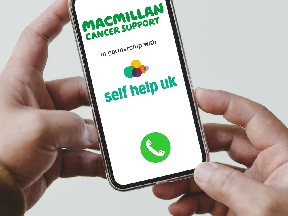 Macmillan Beyond Diagnosis Telephone Support Service