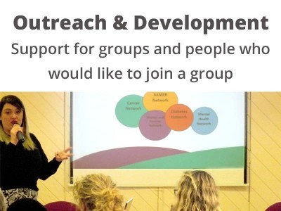 Setting up and running support groups