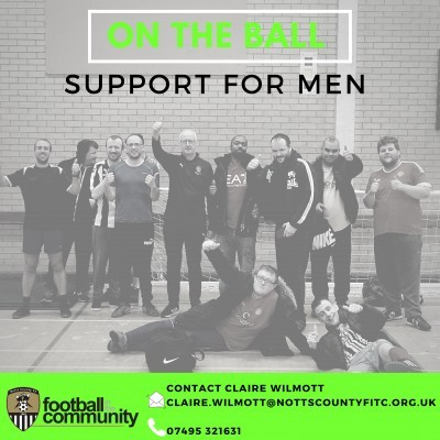 On The Ball Support For Men