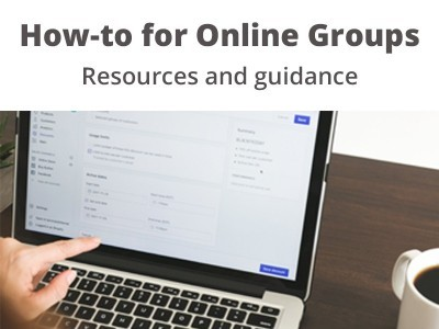 How-to For Online Groups