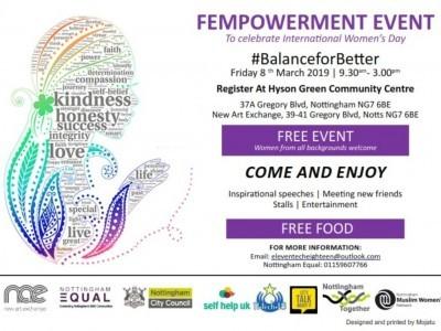Fempowerment event