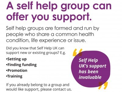 Support for groups and individuals