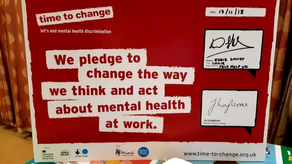 Self Help UK has pledged