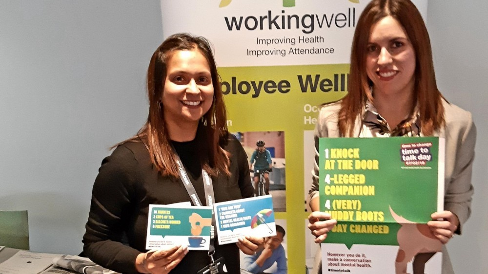Health & Wellbeing Board event